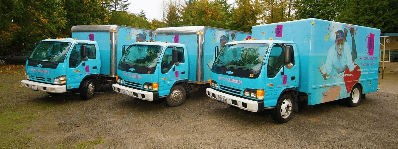 Pat's Trucks
